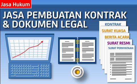 Jasa Hukum Pembuatan KOntrak