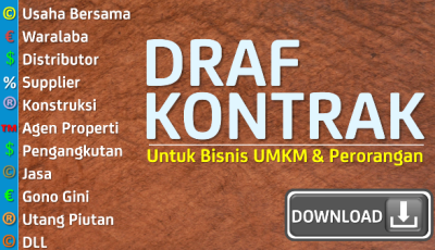 Draf Kontrak