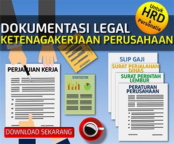 Dokumentasi Legal Ketenagakerjaan